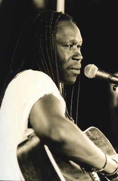 Geoffrey Oryema